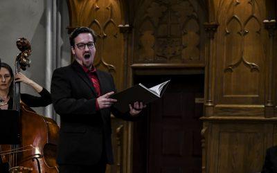 """Le """"Messie"""" de Haendel à l'Eglise de Chippis en mai 2019"""