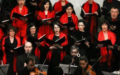 La Création de Joseph Haydn au Châble en mars 2018